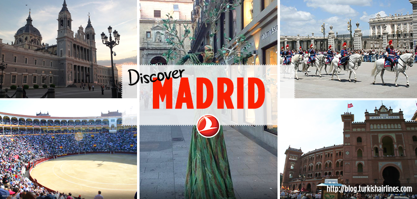 There's so many reasons why Madrid is our city of the week! Find out why in our blog at: