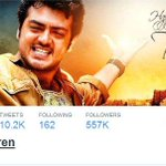 RT @Tweet_Mohamad: Our @Premgiamaren has Kick Started #THALADay Celebrations By Updating Common DP & Common Header Pic B-).