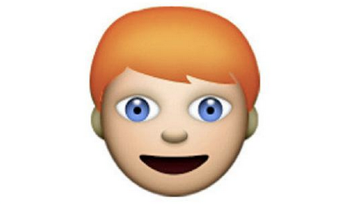 WE WANT A REDHEAD EMOJI AND WE WANT IT NOW. http://t.co/j8hSjZJ6UF