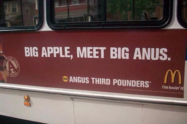 Vá pra Nova York. Encontre um cuzão. http://t.co/J0aKjkO4eW