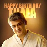 My dear THALA fans which common DP for THALA birthday ???