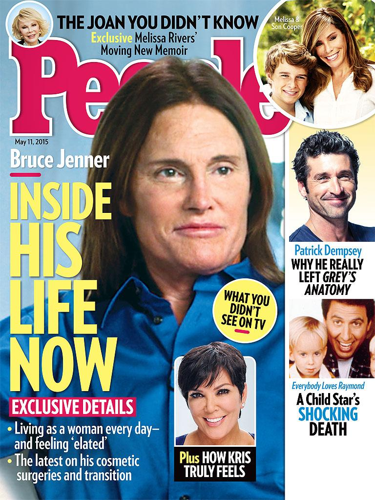 In this week's PEOPLE: Bruce Jenner loves 'high heels and doing his hair,' says a source