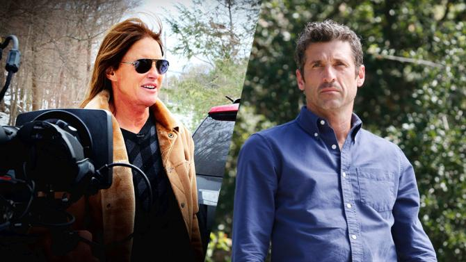 ABC had last week's two most talked-about shows thanks to Bruce Jenner and Patrick Dempsey