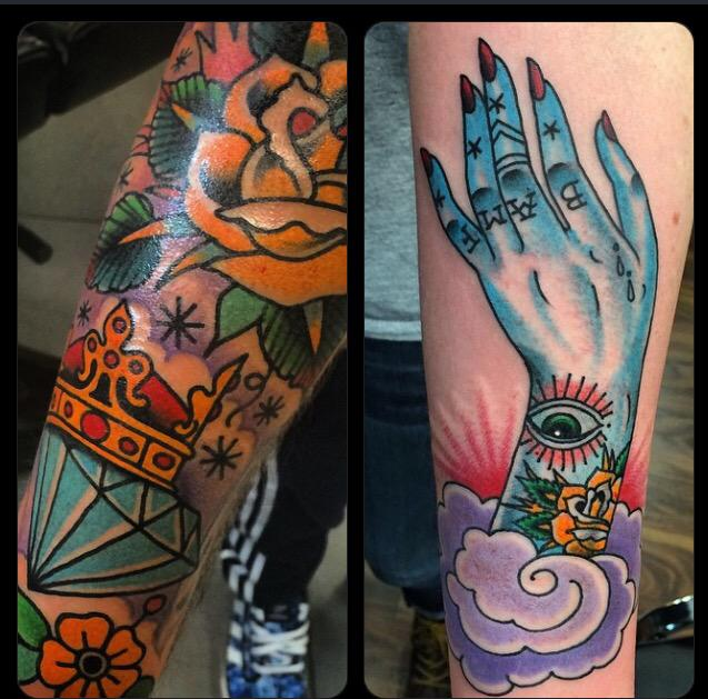 For appointments with Ross, please email allstarink@gmail.com or call 061 409439 ✌