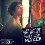 RT @PikuTheFilm: From being a businesswoman to being a homemaker. PIKU does everything with equal ease! #ManyAvatarsOfPiku http://t.co/nqPA…