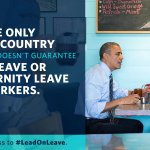 RT @WhiteHouse: Great to see @JNJNews expand paid leave benefits. Now it's time for Congress to #LeadOnLeave: https://t.co/Pl8iwTrYMd