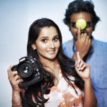 RT @avigowariker: Shot with the No: 1 today! @MirzaSania! Great fun as always! http://t.co/DVRRSNhX3Z