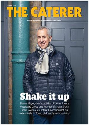 Team first, customers second, says Danny Meyer. Do you agree? https://t.co/l8BwOpnGQc via @Caterertweets @dhmeyer http://t.co/Ej3jLHTfFd