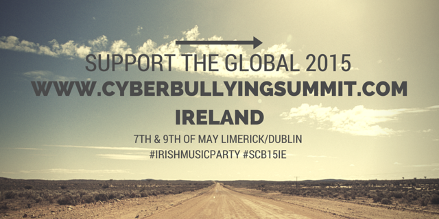 Cyberbullying Summit 2015 Ireland  #SCB2015ie http://t.co/hXtJZjI8FI
