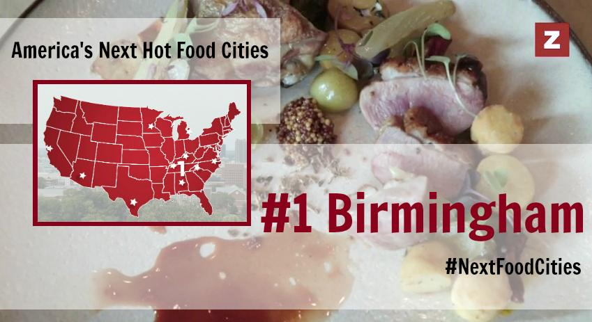 And the #1 Voted Hottest Up-and-Coming Food City in the U.S: Birmingham, AL http://t.co/UgXDGLM8ss #NextFoodCities http://t.co/Xi4SZNLpT0