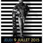 Jul 09 2015 - Olympia - Paris, France. Tickets available starting the 30th of April http://t.co/PFr7poowUI