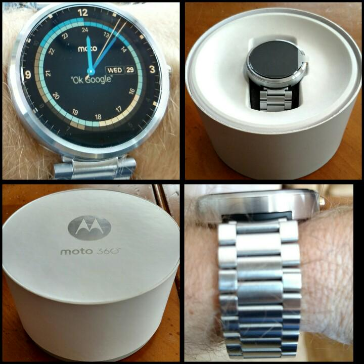 My #Moto360 arrived 2 days early and fits perfectly out of the box in time to join me on a trip to #NYC #MotoMakers http://t.co/fz9didYCBv