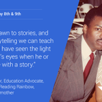 RT @GoogleForEdu: If @levarburton made us love reading who made him love reading? Find out: http://t.co/QOiMG6GZng #ThankaTeacher