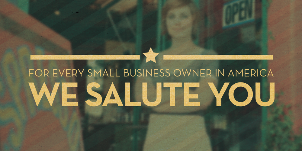 #SBW2015 is here & we want to know how you're saluting your local small business owners?  Share w/ #SmallBizSalute http://t.co/BEjCtyrLtN