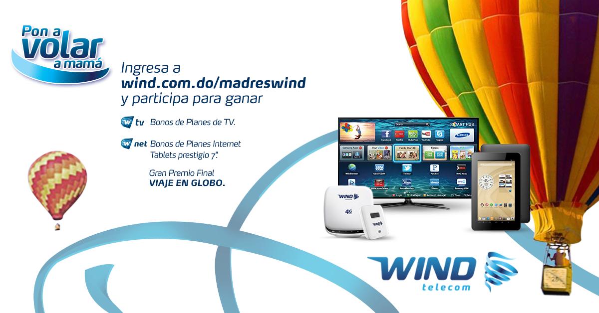 ¿Quieres GANAR para Mamá un viaje en Globo y grandes premios semanales? ¡Participa! http://t.co/aW3w13bSjY