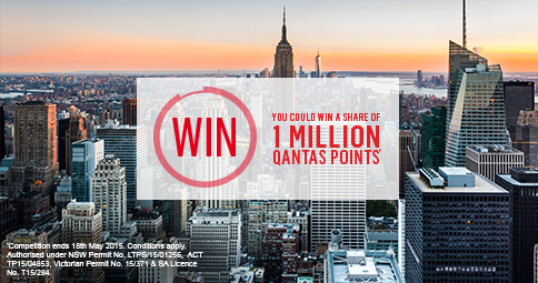 Don't miss out! Set your PointsDestination for your chance to win -