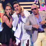 RT @billboard: .@PrinceRoyce, @JLo, @Pitbull and @Ricky_Martin brought Latin heat to the #IdolFinale: http://t.co/vSLhCbVyD6 http://t.co/b6…