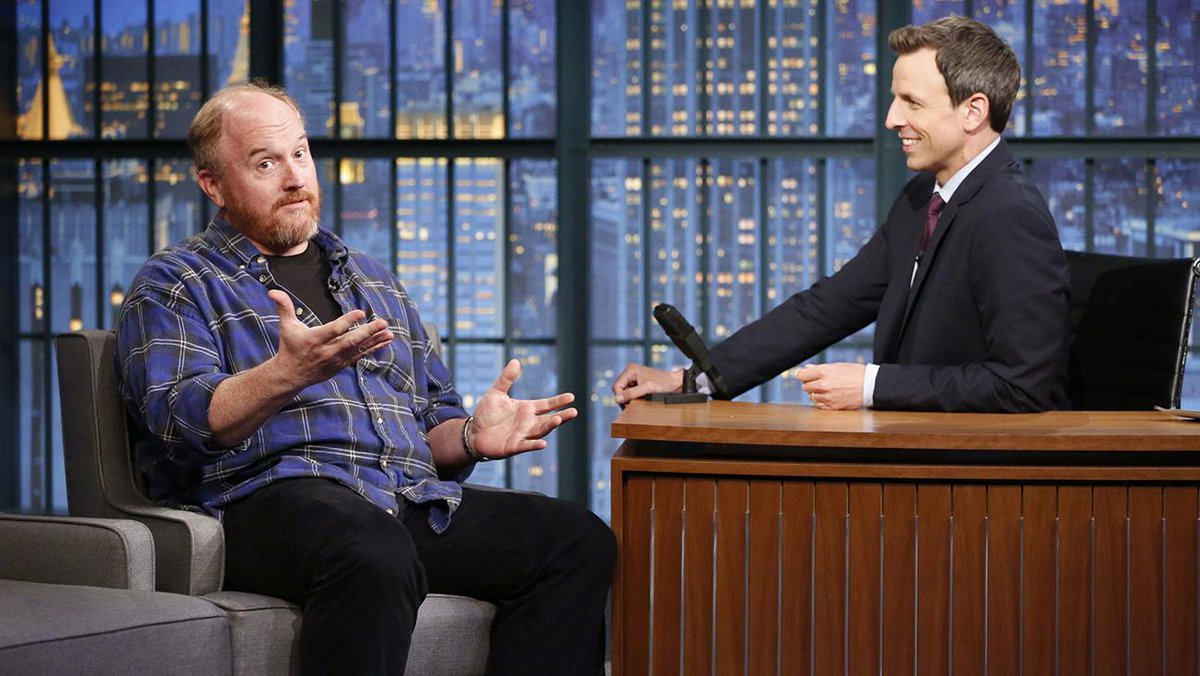 Watch How Louis C.K. Snuck Dirty Jokes on TV While Writing for Conan O'Brien (Video)