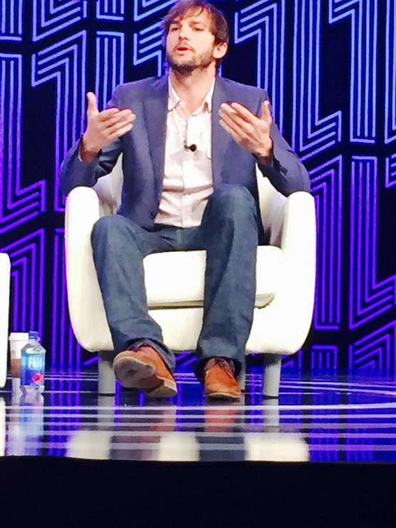 """""""Assume your marketing is wrong and get the data to prove it otherwise"""" @aplusk #ONEFest http://t.co/jZPuIUruS9"""