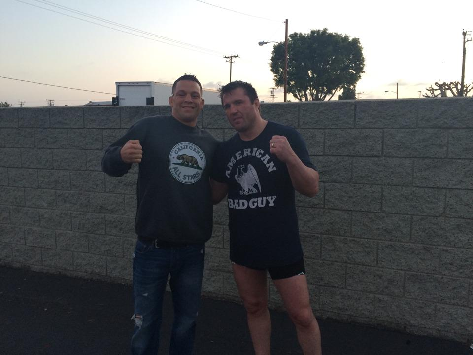 With Chael Sonnen after his match at metamoris #stillcompetingstrong ���� https://t.co/UG98POQ6Db http://t.co/Hi8VlCE4Eh