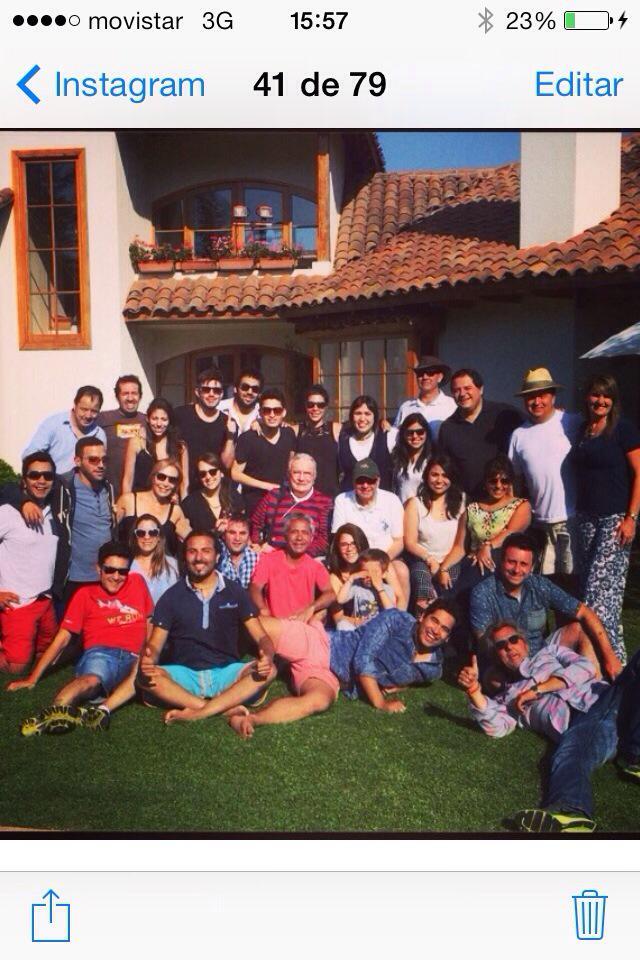 Agradecemos las muestras de apoyo y cariño a la familia del  Tata Diaz a @TVN y al equipo de #elmatinaldechile http://t.co/2vAXEOKsEW