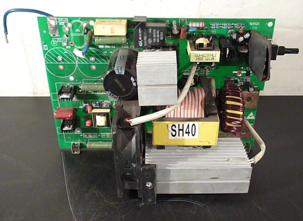 Сварочный инвертор ресанта саи 220 ремонт своими руками