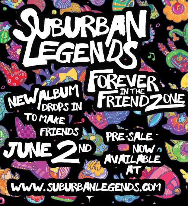 PRESale has begun!! NEW Record is coming June 2nd!! Prepare yourself! PREORDER http://t.co/2zoSXo0WWh #friendzone RT http://t.co/O7mU9wcDMB