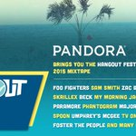 Beach, sun, live music. Paradise? @hangoutfest, we're coming for you. http://t.co/CwkC3SxVuu #PandoraTakesHangout http://t.co/2A6EyF9YhA