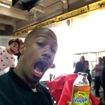 Had a run-in with a dummy. Check it out during The Tonight Show Starring Jimmy Fallon. #LoveSnapple #Ad