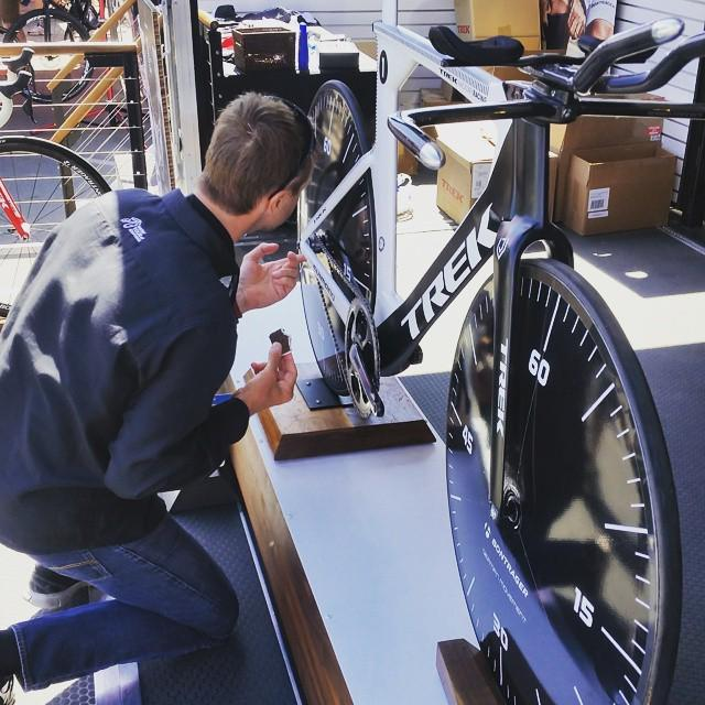 """@thejensie: Just making sure its really my bike.. Haha  http://t.co/EId5fqsQjM"" That's a time machine!"