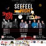#jogja @arenatiket: 30/5/15 18.00 Dreamland Concert w/ @sheilaon7 & @nidji di Kampus UII | 55K | http://t.co/MJ0LKVgG5w