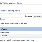 Call friends, loved ones in #Nepal for free via Google Voice, Hangouts, Gmail → http://t.co/KFksUOhLhk @GoogleCR