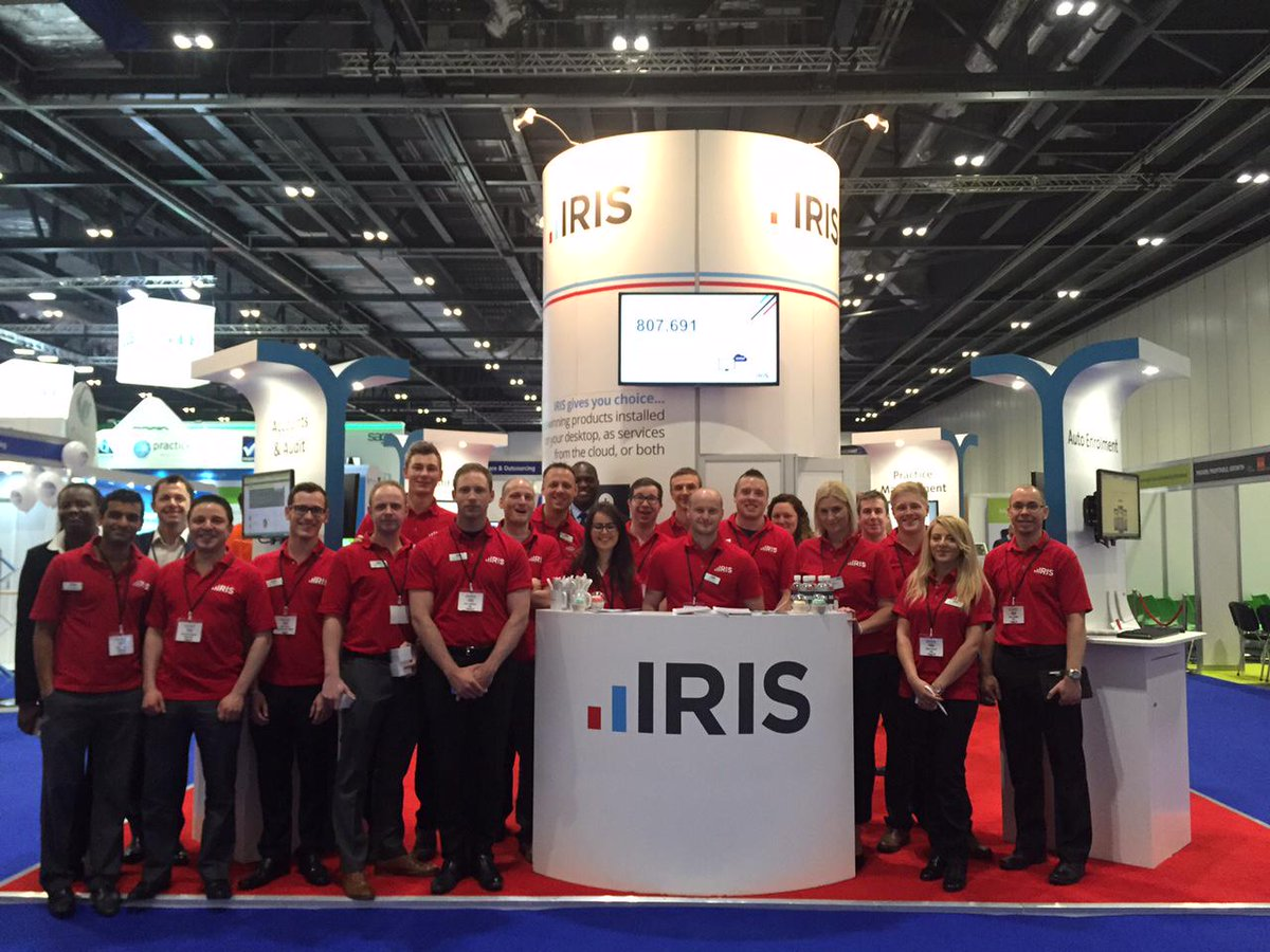 If you're at #Accountex2015 visit the @KashFlow and @irisaccountants stands & check out our Client Journey Theatre http://t.co/PdV8ZLhLXr