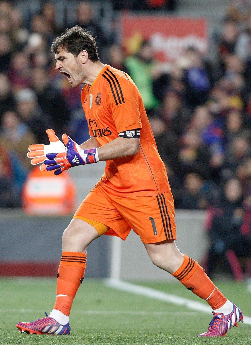 Casillas bestreitet heute sein 150. cl-spiel und ist zieht damit ...