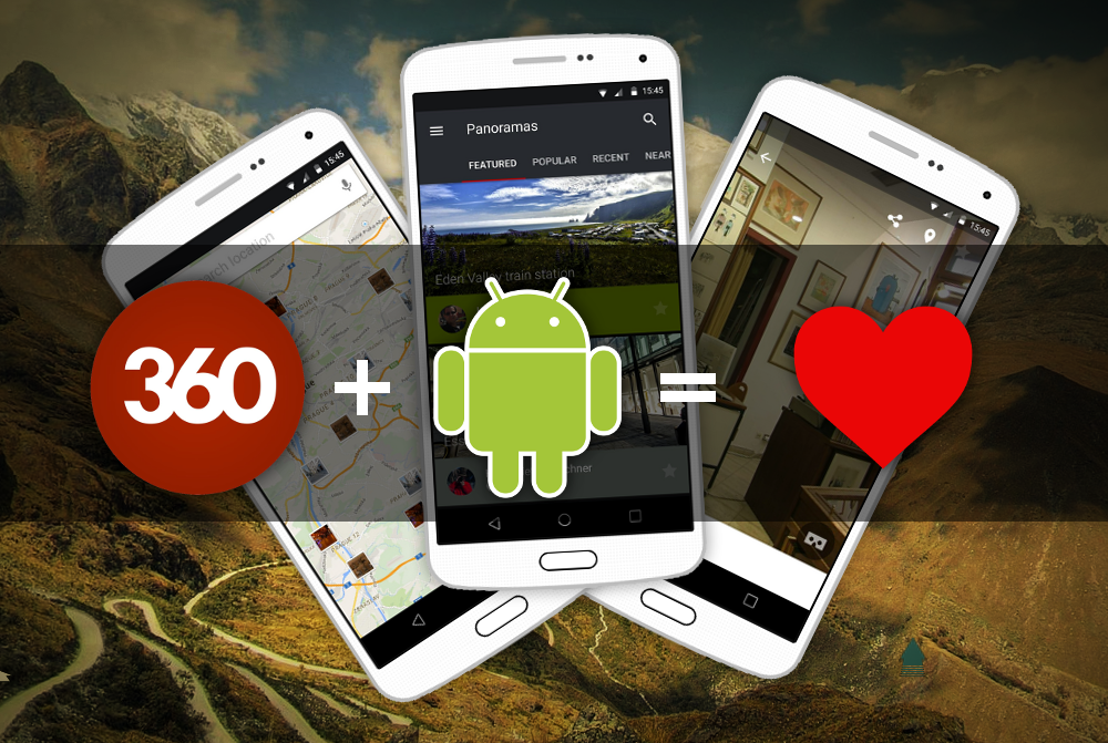 Hey Android users! The 360Cities mobile app is now coming to your Android phones! -> http://t.co/u78cKolslP http://t.co/eWAF1f0MHS