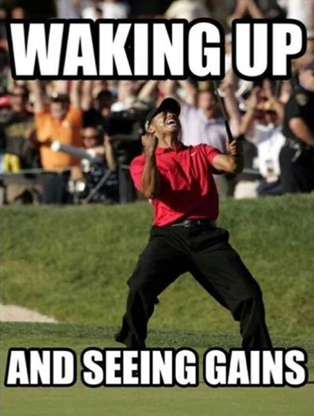 #wakinguponagolfcourselike #gains #findyourfit http://t.co/konct1rjd1