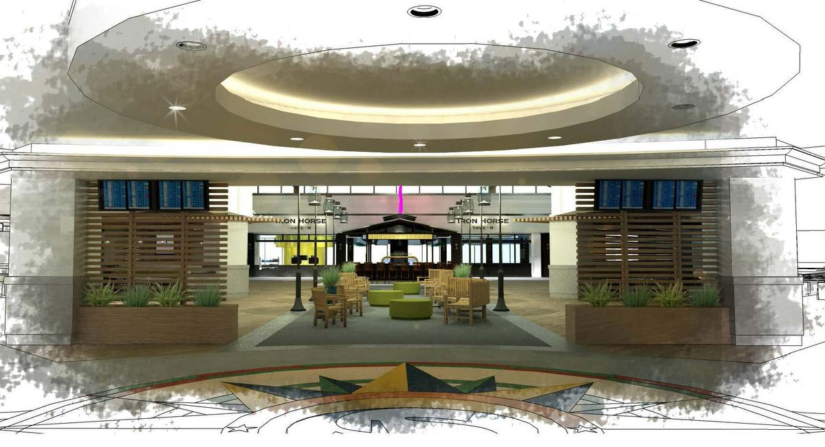 3 new restaurants coming to SMF Terminal A this summer & wait till you see the new interior!