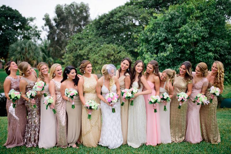 13 #bridesmaids for the 13th of May!  Love this wedding up on @ELD_Lauren > http://t.co/9wgigN0l0n #weddingwednesday http://t.co/sHIHAiDqy3