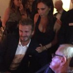 The Beckhams met this very famous physicist: http://t.co/4okWbJJZMI http://t.co/15YvcIEG3M