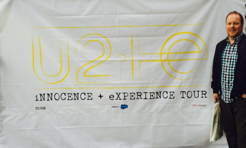 Yup! ready for this! #U2ieTour http://t.co/SmXeNReKdv