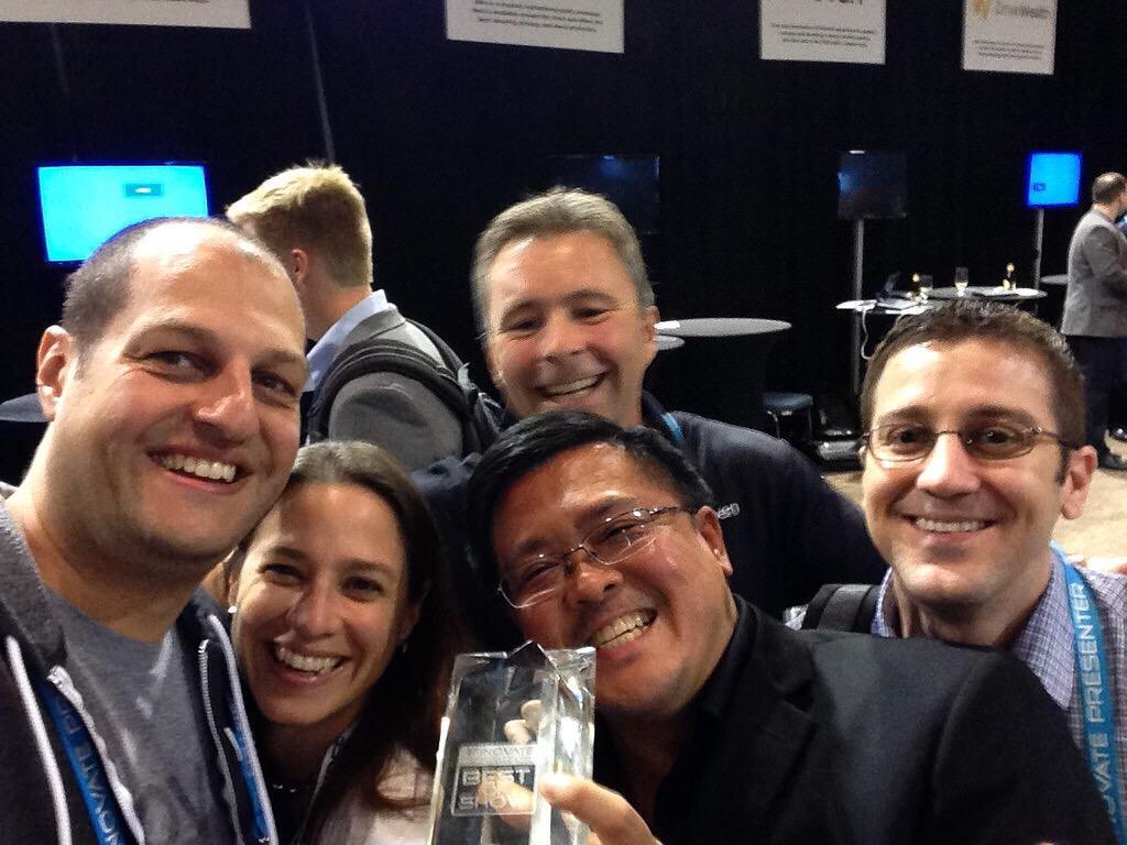 Moven wins Best in Show Finovate 2015 http://t.co/945ruWq5GR