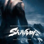 Eros International and Ajay Devgn Ffilms' #Shivaay first look launched 18 months in advance... http://t.co/x1WX9lWPLj