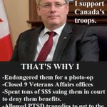 MT: How Stephen Harper supports Canadas troops: http://t.co/EBUptFA5BO via @cupedoll_500 #cdnpoli #veterans