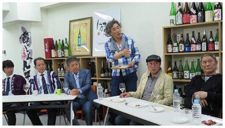 きょう23:00~放送「「たけしの等々力ベース」#日本酒道 を究める!今をときめく三大蔵元が一同に集結!」というタイトル。#日本酒 #テレビ http://t.co/YyYrsKI1PG https://t.co/eQLbI7zENP http://t.co/nn3m500U9k