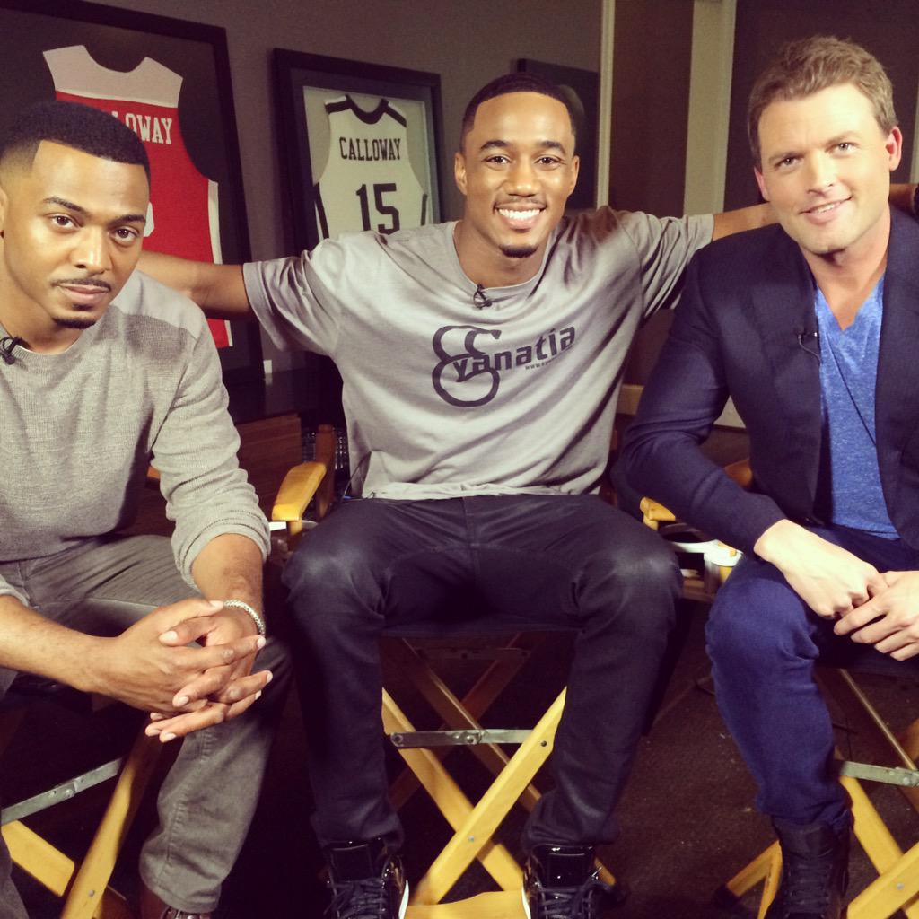Happy for these fellas Cam & Reggie new season of #SurvivorsRemorse on #Starz @DoubleRLee @The_JessieT August 22nd http://t.co/kH6t1pGuIM