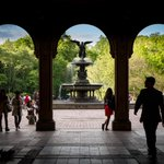 The beautiful Bethesda Fountain in Central Park #NYC by @SusanMariePhoto http://t.co/TuhOzVoxs8