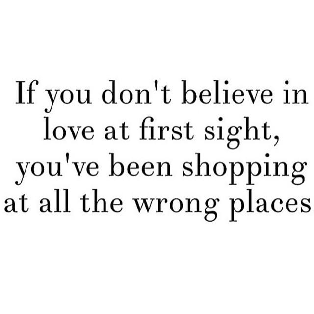 Love At First Sight Quotes New Love At First Sight Quote Fashion Shopping Scoopnest