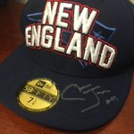 Downtime before pick #247...how about a giveaway? RT to win a @Chan95Jones signed draft cap! http://t.co/M8pEmidBjD http://t.co/B2XitlUkXx