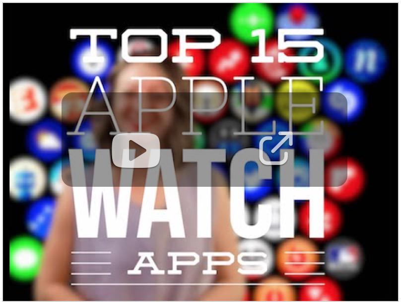 I made a video of my 15 favorite Apple Watch apps for my boys @watchaware, check it out: http://t.co/eWqXHWCvPE http://t.co/VczPSgUKew