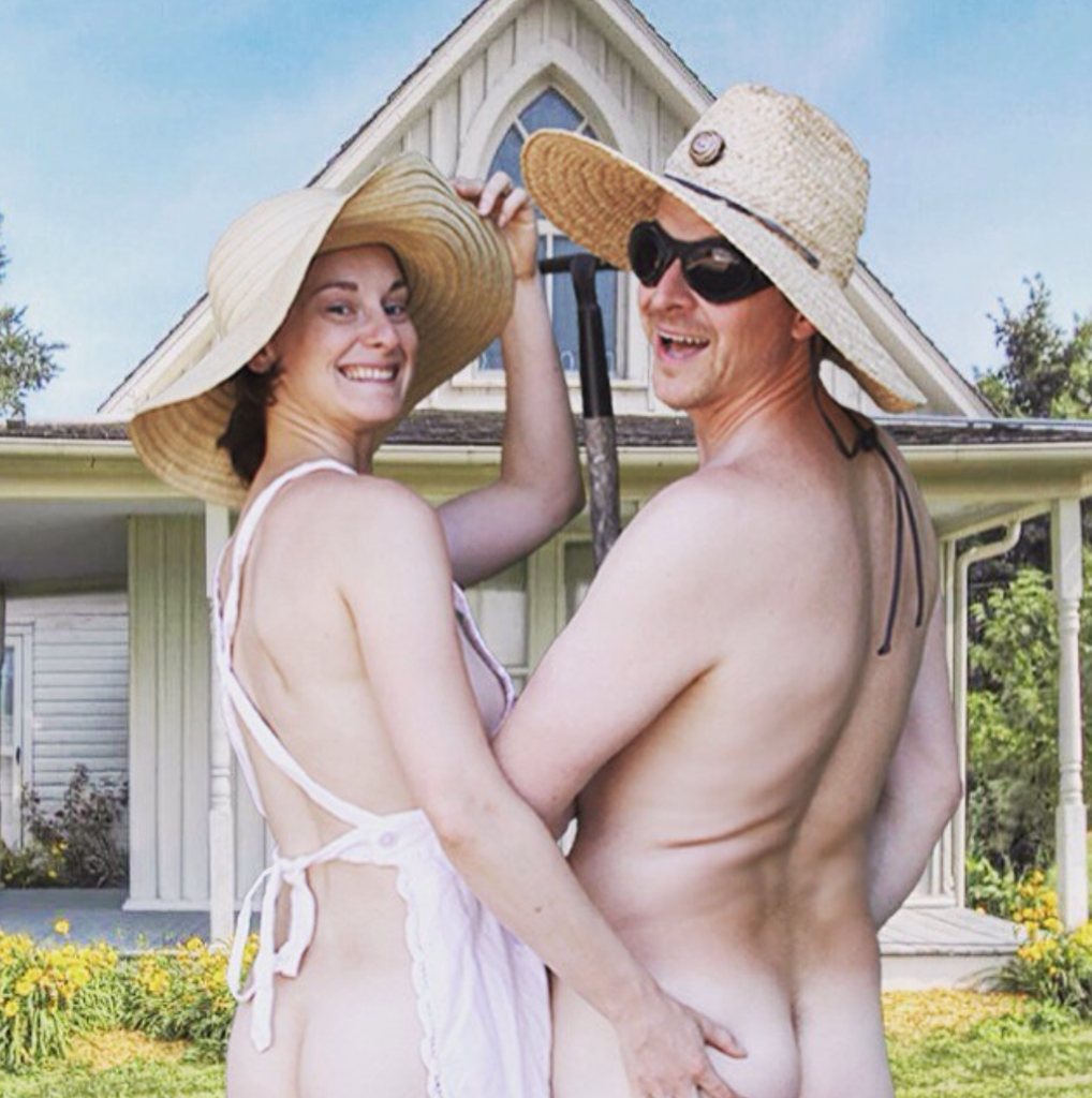 Perfect 7 Pictures Of People Celebrating World Naked Gardening Day: Http://t.